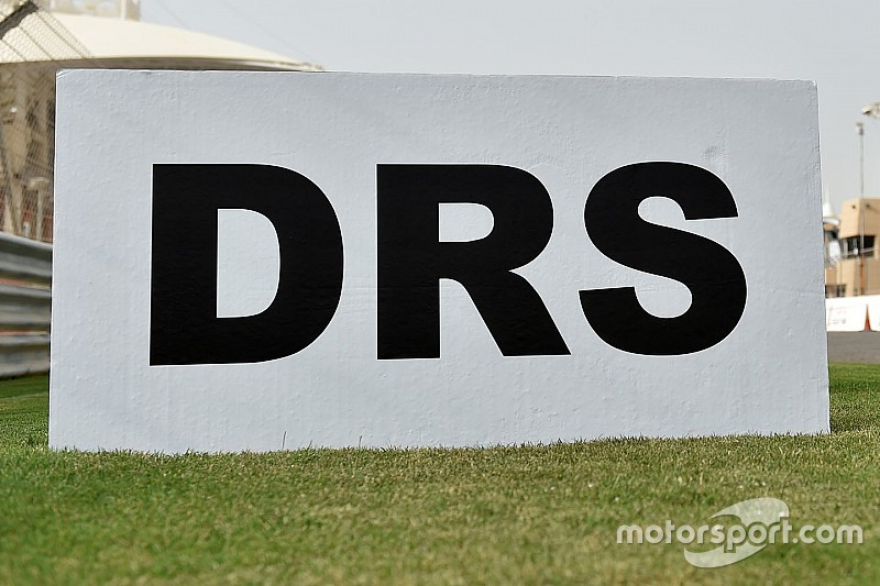 Derde DRS-zone in Grand Prix van Oostenrijk