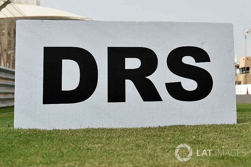 FIA mantiene dos zonas DRS para el GP de Bahrein