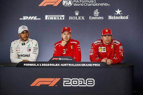 Australian GP: Post-race press conference