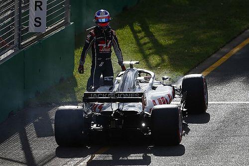 Grosjean nie wspomina sezonu 2018