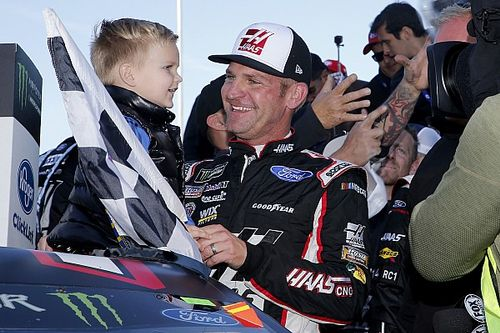 "Analysis: Clint Bowyer says ""racing is fun again,"" and so is he"