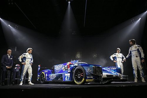 Cetilar Villorba Corse: ancora ELMS e Le Mans con la Dallara LMP2