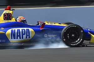 Late ECU data reveals Rossi, not Power, topped IMS IndyCar test