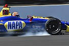 IndyCar Late ECU data reveals Rossi, not Power, topped IMS IndyCar test