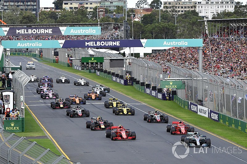 Liberty estudia modificar el formato de fin de semana de la F1