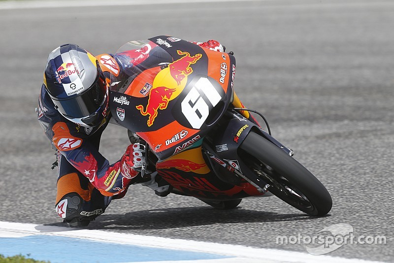 Can Öncü Moto3'te ilk yarışına çıkmaya hazırlanıyor!