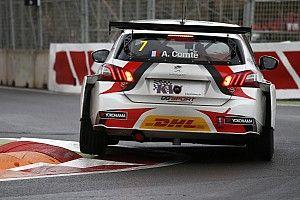 Europe: nuova sfida da sogno con la Peugeot per Francisco Abreu