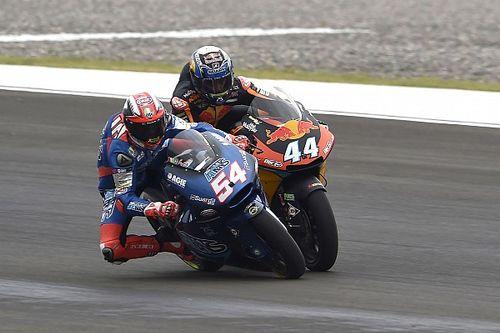 Fotogallery: il trionfo di Mattia Pasini in Moto2 in Argentina
