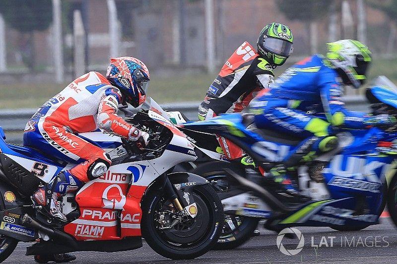 Анализ: кому из гонщиков MotoGP выгоден дождь на Гран При Аргентины