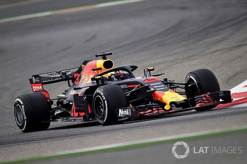 Ricciardo snelste in eerste training Bahrein, probleem bij Verstappen