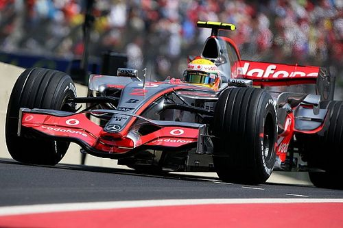 "Voormalig Honda CEO: ""Hamilton kon met Honda F1-debuut maken"""