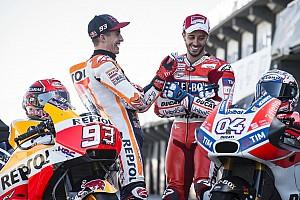 MotoGP Reactions Marquez enggan pikirkan team order Ducati