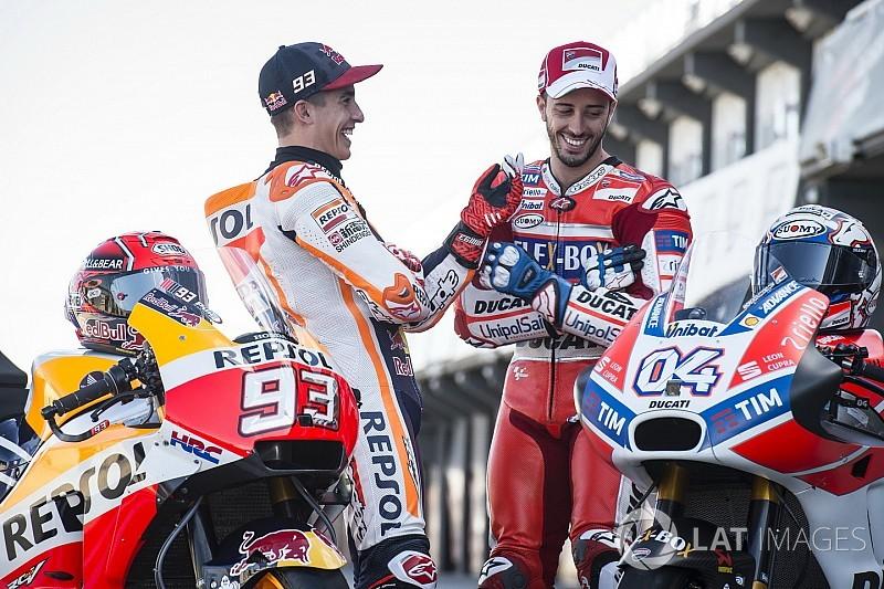 """Dovizioso: """"Marquez ha più pressione: ha qualcosa da perdere. Io no"""""""