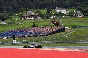 Онлайн. Гран При Австрии: первая тренировка
