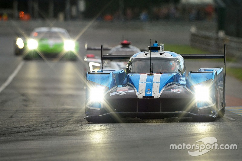 "Mecachrome addresses Ginetta LMP1 engine ""complaints"""