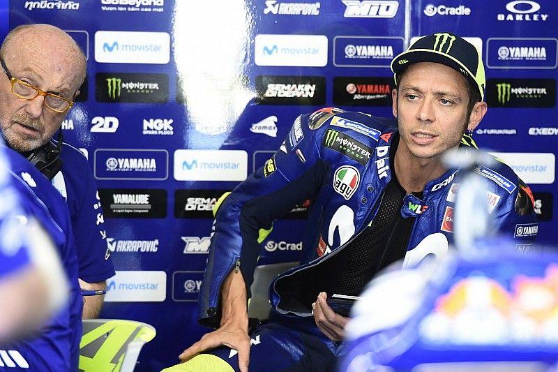 Rossi ontkent belangstelling voor crew chief Viñales