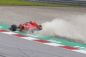 """Räikkönen storce il naso: """"In curva ho perso velocità, vedremo se la strategia funzionerà"""""""