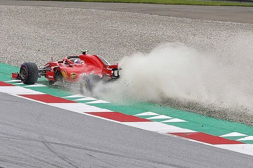 Austrian GP: Top photos from Saturday