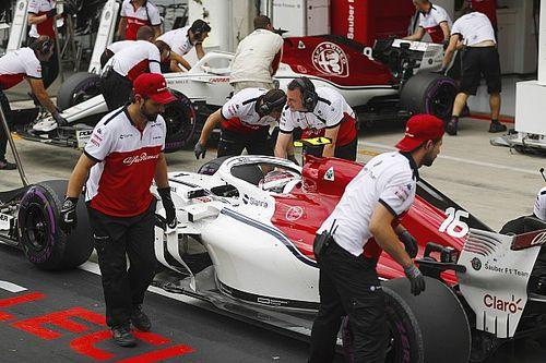 Leclerc: Vites kutusu cezasını süspansiyon arızası tetikledi