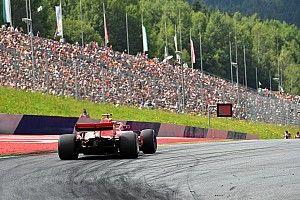 Ferrari: Vettel punito con tre posizioni sulla griglia per aver ostacolato Sainz