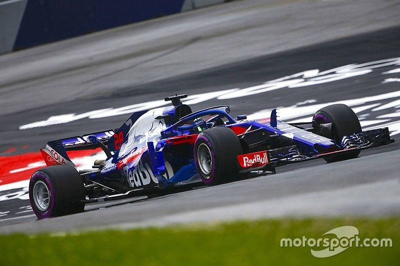"""Hartley to start last after """"tactical"""" engine change"""