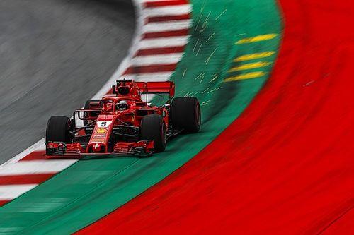 Ergebnis: Formel 1 Spielberg 2018, 3. Freies Training