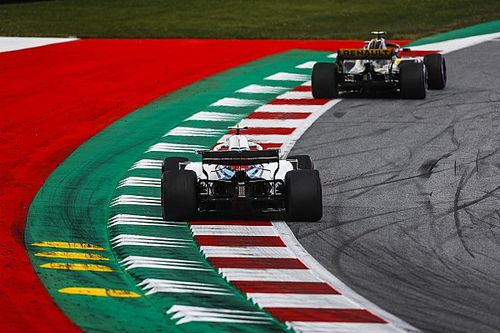 Formel 1 Österreich 2018: Das Trainingsergebnis in Bildern
