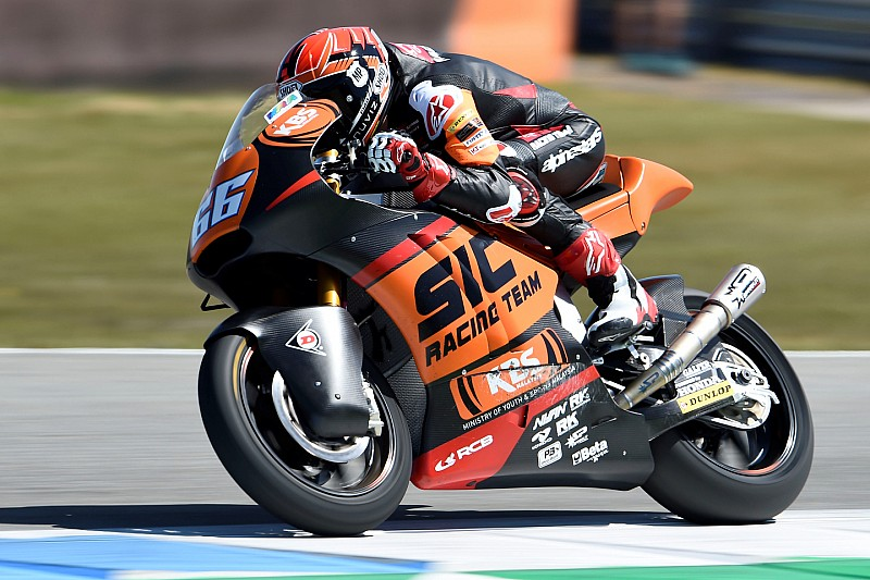 SIC Racing neemt MotoGP-team Angel Nieto over