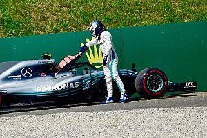 """Bottas troca seu motor """"por precaução"""" em Silverstone"""