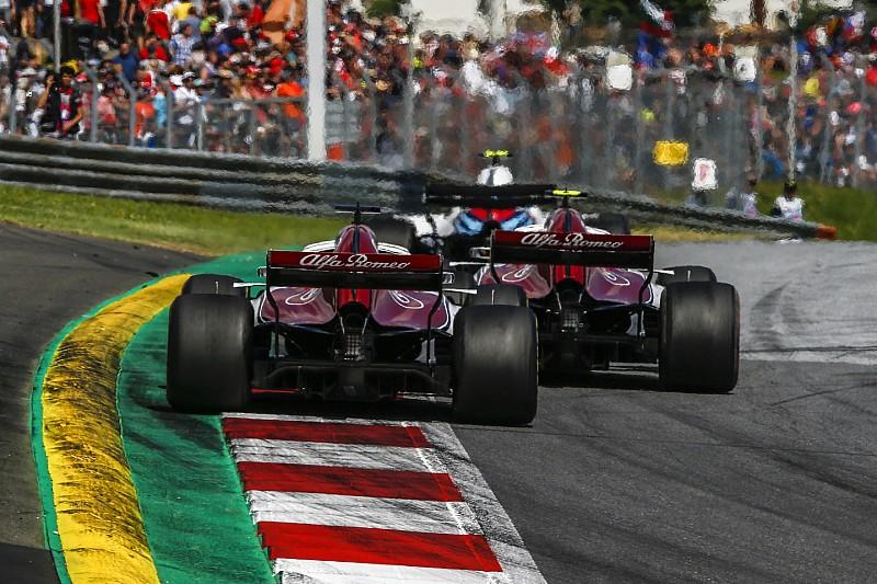 Çifte puanın ardından Sauber pilotları mutlu