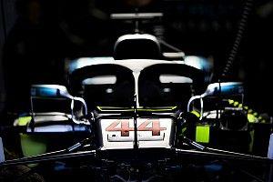 Formel-1-Technik: Detailfotos beim GP Österreich in Spielberg
