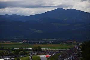 Körülbelül 2000 emberrel utazik az F1 Ausztriába