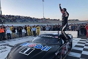 Kyle Busch wins Winter Showdown at Kern County Raceway