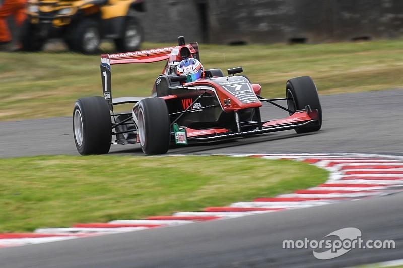 Verschoor wint New Zealand Grand Prix maar loopt titel nipt mis