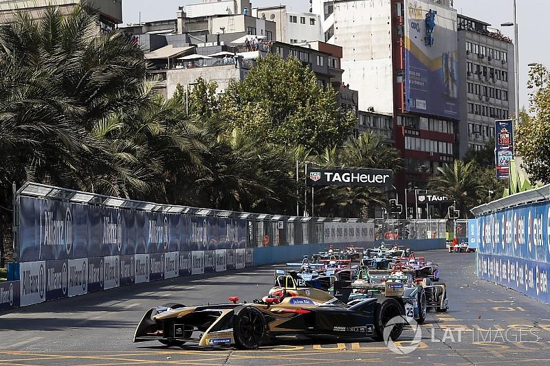 Formel E Chile: Vergne triumphiert in irrem Fünfkampf