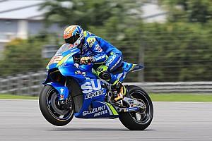 """MotoGP Noticias Rins: """"Hemos dado un paso importante adelante con el nuevo motor"""""""