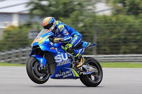 Rins ungkap mesin Suzuki banyak meningkat