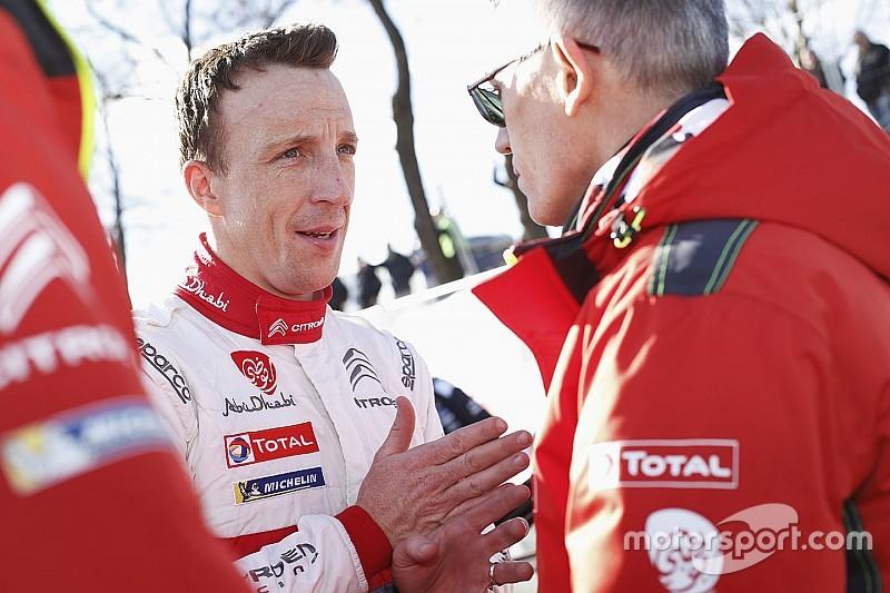 Shakedown WRC Mexiko: Bestzeit für Meeke, Loeb vorsichtig