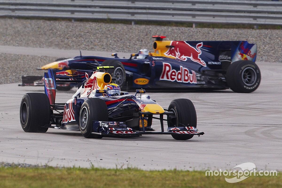 Vettelnek nem ez volt az első ütközése a csapattársával: videó