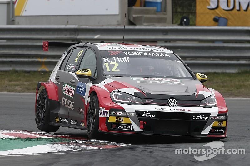 Rob Huff consigue la primera pole en Zandvoort