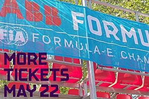Formel E News Der Zürich ePrix bietet mehr Tickets für die Tribüne