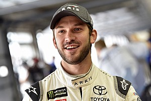 NASCAR Cup Breaking news Daniel Suarez finishes second:
