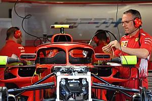 Formule 1 Special feature Hoe de spiegels van Ferrari aangepast werden