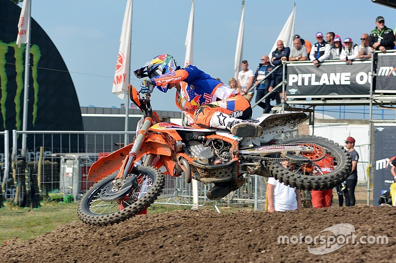Herlings domina anche in Germania, Cairoli resta giù dal podio