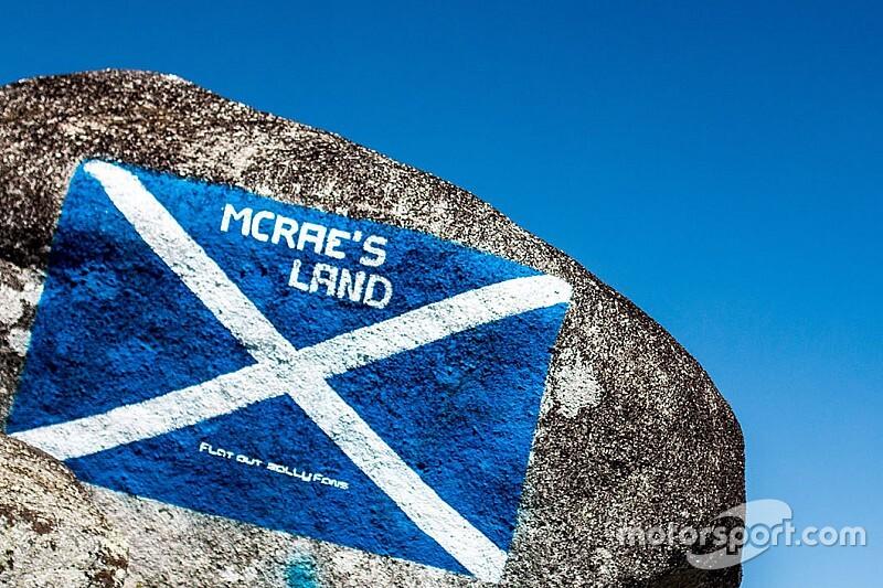 Újabb McRae tör be a rali világába
