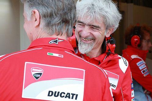 """Dall'Igna: """"Vittoria importante per la Ducati: la Honda aveva fatto i test a Brno e noi no"""""""