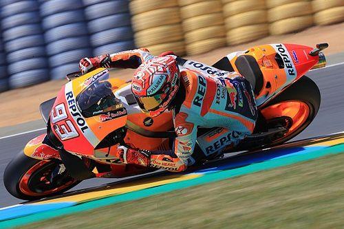 Marquez akui kecepatan Zarco