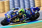 MotoGP Rossi tast in duister: