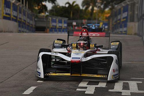 فورمولا إي: آبت يرث الفوز بعد انزلاق مورتارا في السباق الثاني في هونغ كونغ