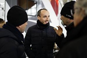 Speciale Ultime notizie Kubica al Motor Show ha fatto il tutor dell'amico Cavallini!